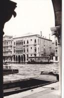 24470  Photo Venize Venezia Itale -Mai 1965 - Canal Gondole