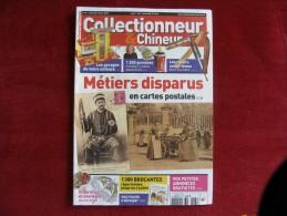 ASTERIX - PRESSE - COLLECTIONNEUR & CHINEUR N° 084 - 18 JUIN 2010 - GOMMES DONT ASTERIX / GARAGE DE VOITURES MINIATURES - Astérix