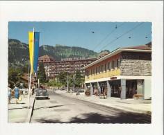 93748 Svizzera Suisse Canton Vaud  Villars Chesieres Si Vede Mercedes - VD Vaud