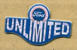 13-aut187. Pin Ford Unlimited - Transportes