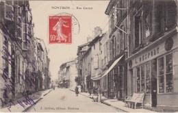 24 -    NONTRON   Rue Carnot - Nontron
