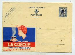 Belgique Publibel 1081 La Créole Cafés. Neuf - Entiers Postaux