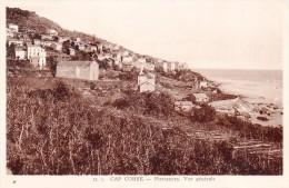 CPA  20  CORSE   -  CAP  CORSE   -  PIETRANERA   -   Vue  Générale -  Plan Sur Le Village - Other Municipalities