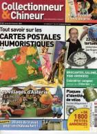 ASTERIX - PRESSE - COLLECTIONNEUR & CHINEUR N° 030 - 18 JANVIER 2008 - LES VILLAGES ASTERIX DE LA HOTTE AUX JOUETS - Astérix