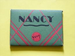 NANCY   20 VUES PHOTOS MIGNONNETTES - Nancy