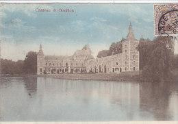 Havelange - Ch�teau de Bouillon (coloris�e, Edit. Pirot-Laloux)