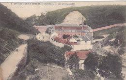 Malonne - Institut Saint-Berthuin  - Vue Prise Du Midi ( Brasserie , Colorisée) - Namur