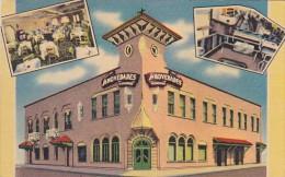 Florida Tampa Las Novedas Spanish Restaurant 1950
