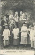 15 - QUEZAC - NN. SS. L'Archevêque  Et Evêques Avant Le Couronnement (impeccable) - Autres Communes