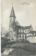 15 - QUEZAC - L'Eglise (impeccable) - Autres Communes