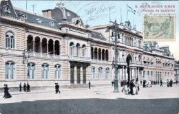 BUENES AIRES (Argentinien) - Palacio De Goblerno, Gel.1918 - Argentinien