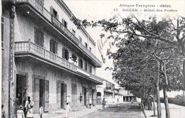 DAKAR (Senegal) - Hotel De Postes, Um 1910 - Senegal