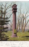 Maine Portland Model Of Market Hall and Original Column In Deeri