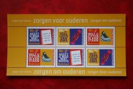 Zomerzegels Sommermarken Summer Stamps NVPH 1760 (Mi Block 55); 1998 POSTFRIS / MNH ** NEDERLAND / NIEDERLANDE - Period 1980-... (Beatrix)