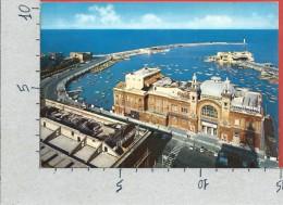 CARTOLINA NV ITALIA - BARI - Cinema Teatro Margherita E Porticciolo - 10 X 15 - Bari