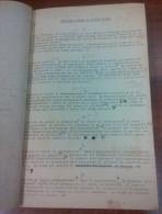 APPUNTI DATTILOSCRITTI TESI PER L'ESAME DI ESTIMO CIVILE PER GLI STUDENTI DI INGEGNERIA CIVILE ANNO 1966 PAGINE 111 DIME - Matematica E Fisica