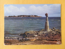 Dep 56 , Cpm LOCMARIAQUER , MX 2844 , Légende  De Kerpenhir (039) - Locmariaquer