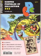 CARTE - MAGAZINE CARTES POSTALES ET COLLECTIONS N°223 - JANV FEV 2006 - - Français