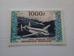 33* TTB Cote 80€. - Poste Aérienne