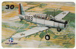 BRAZIL(Telemar) - Vultee BT - 15, 02/01, Used - Vliegtuigen