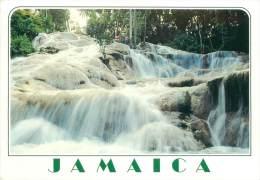 "CPM - JAMAICA - ""Dunns River Falls"" - Jamaïque"