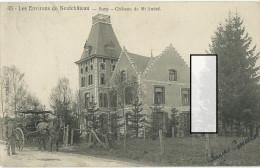 Suxy   Château De Mer André - Chiny