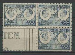 LSJP BRAZIL Centennial Of The Pan American Union - Getúlio Vargas RHM 150 1940 MNH - Brazil