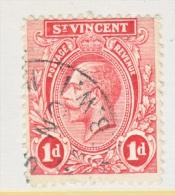 ST.  VINCENT  105   (o) - St.Vincent (...-1979)