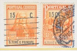 ST.  THONAS  &  PRINCE  RAJ 1-2   (o) - St. Thomas & Prince