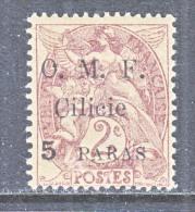 CILICIA  101   * - Unused Stamps