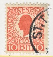 DANISH  WEST  INDIES  32   (o) - Denmark (West Indies)