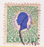 DANISH  WEST  INDIES  33  Fault   (o) - Denmark (West Indies)