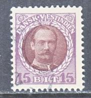 DANISH  WEST  INDIES  45   (o) - Denmark (West Indies)