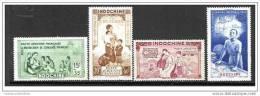 Indochine MNH Stamps : Breast Feeding - Non Classificati