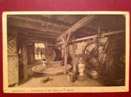 67 BERSTETT Interieur D'un Moulin à Huile - Frankrijk