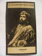 Maurice Arnold RENAUD (Homme De Théatre Né à Bordeaux)     Petite Photo-bromure    / Collection Felix Potin / Paris 1900 - Famous People