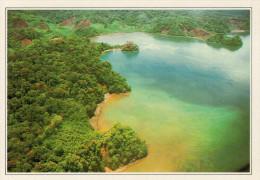 COSTARICA:  PAESAGGIO  DELLA  COSTA DEL  PACIFICO    (NUOVA CON DESCRIZIONE DEL SITO SUL RETRO) - Costa Rica