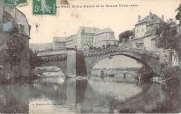 48 - Mende - Le Pont Notre-Dame Et Le Grand Séminaire - Mende