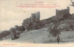 48 - Ruines Du Château De Peyrelade, Vallée Du Tarn - France