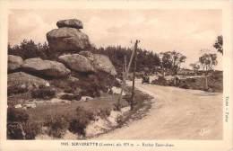 48 - Serverette - Rocher Saint-Jean - Sonstige Gemeinden