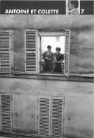 CINEMA DE FRANCOIS TRUFFAUT - ** ANTOINE ET COLETTE - 1962 ** - édit; CAHIERS DU CINEMA .CARTE état; TB. - Cinema