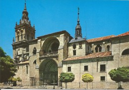 P1519 - POSTAL - CATEDRALES DE ESPAÑA - BURGO DE OSMA - SORIA - GENTILEZA DE LABORATORIOS CHEMINOVA - Soria
