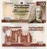 SCOTLAND - RBS       10 Pounds     P-353b       19.9.2006       UNC - [ 3] Scotland
