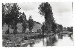 Cpsm: 27 ROMILLY SUR ANDELLE (ar. Les Andelys) L'Andelle   N° 27.493.03.  (Plan Rare) - Frankrijk