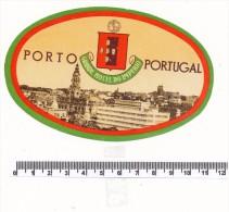 ETIQUETTE -   HOTEL Do Imperio - Porto - Pubblicitari
