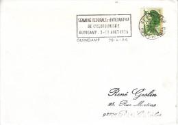 Frankrijk, Semaine Federale Et Internationale De Cyclotourisme, Guingamp, 3/8/1986 (07220) - Ciclismo