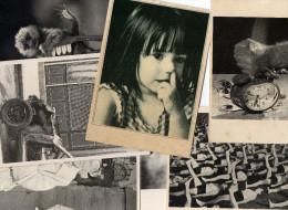 LOT DE 22 CARTES A IDENTIFIER + 20 PHOTOS DIVERSES A IDENTIFIER EGALEMENT. TOUTES SCANNEES - Cartoline