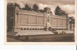 CAMBRAI 27 MONUMENT AUX MORTS 1914 18  (F GARET ARCHITECTE) - Monuments Aux Morts