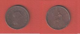 Grande-Bretagne  --  1/2 Penny  1807  --  Km# 662 --  état  B+ - 1662-1816 : Anciennes Frappes Fin XVII° - Début XIX° S.