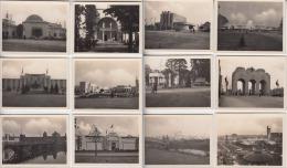 ANTWERP EXHIBITION 1930 / 12 SNAPSHOTS / WERELDTENTOONSTELLING / EXPOSITION MONDIALE 1930 ANVERS / 12 REAL PHOTOGRAPHS - Antwerpen